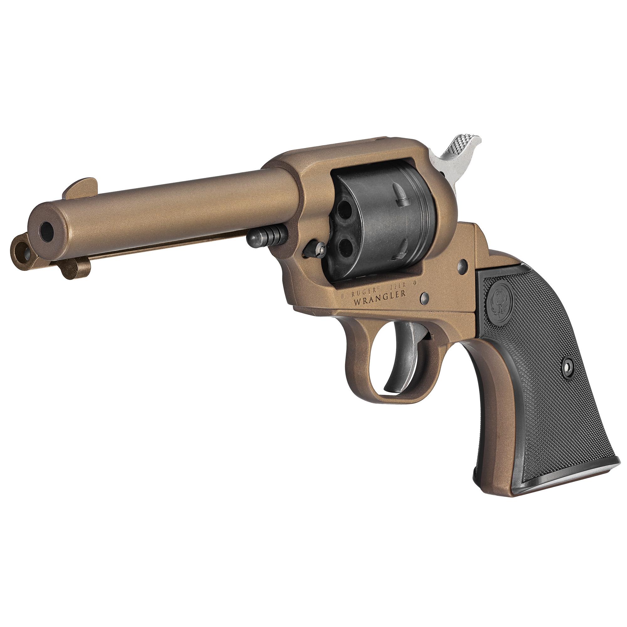 Ruger Wrangler 22LR Single Action Revolver · DK Firearms